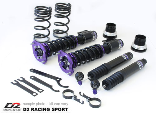 BMW D2 COILOVERS